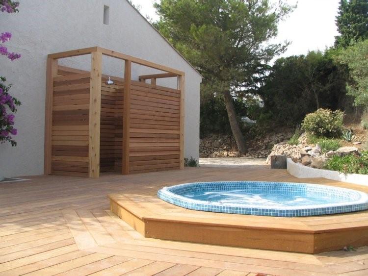 Luksus sommerhus med havudsigt og pool i carqueiranne »...